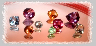Quality Custom Cut, Loose Faceted Gems